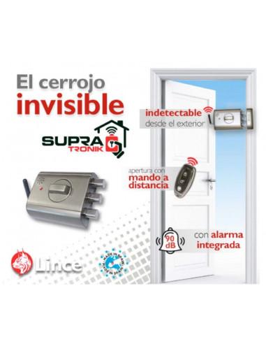 Cerradura invisible profesional