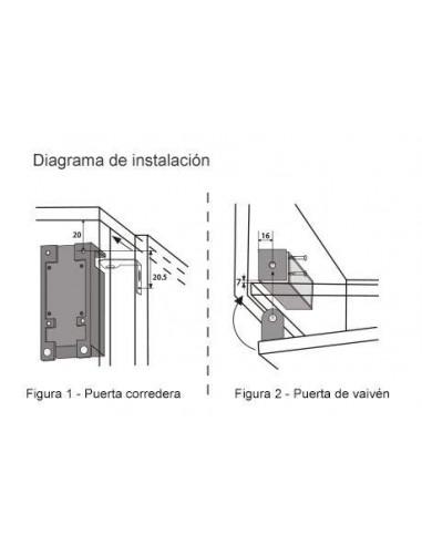 Cerradura eléctrica para taquillas
