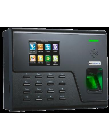 Terminal WIFI de Control de Presencia por Huella/Proximidad 125KHz EM/PIN - en:HORA CP100