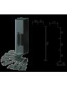 Kit de abrepuertas universal para barras antipánico