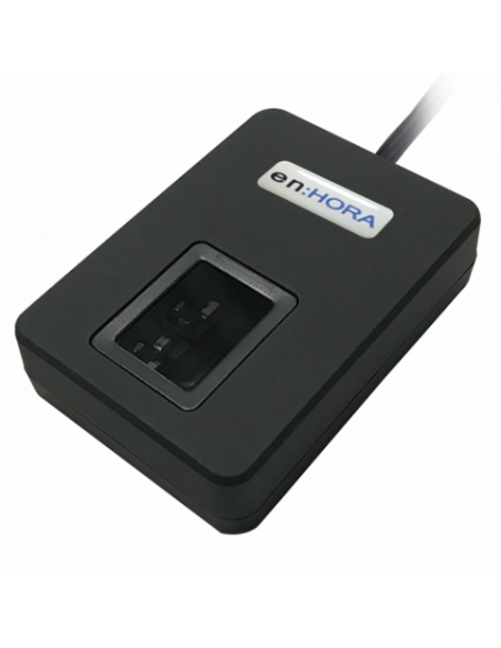 Unidad de registro de huellas USB (incluye licencia en:HORA)