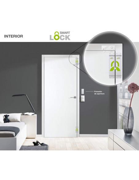 Cerradura invisible SmartLOCK - Interior