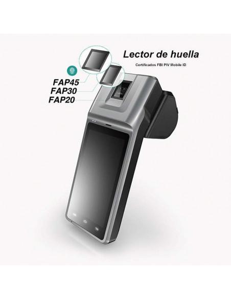 Terminal biométrico portátil - Lectores de huella