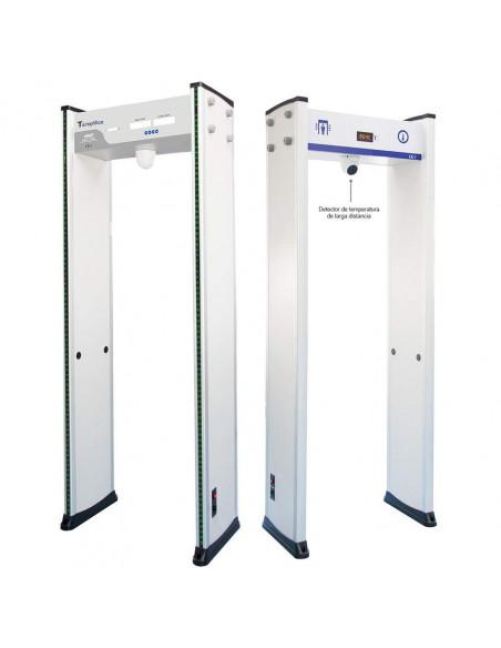 Arco detector de temperatura y detector de metales