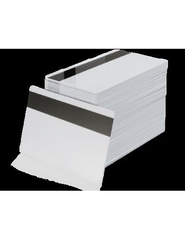 Tarjetas de banda magnética HI-CO (alta coercitividad)