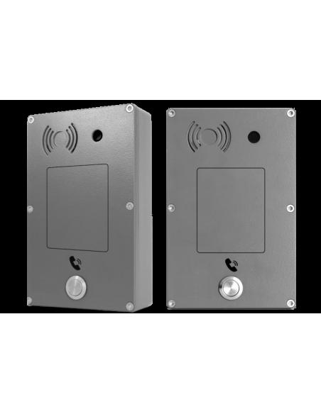 Intercomunicador Panphone Analógico Anti-vandálico - Neutro