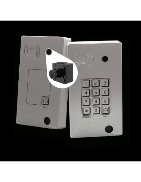 Intercomunicador Analógico Anti-vandálico (Panphone) con Cámara