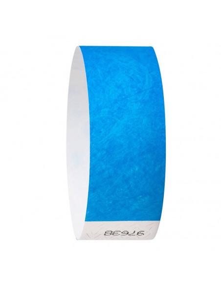 Pulsera desechable Tyvek® DuPont™ Azul
