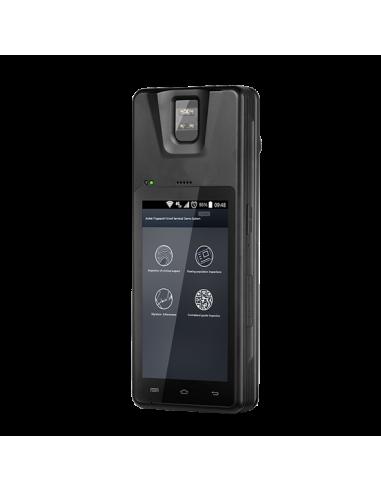 Terminal biométrico de mano 4G, WIFI, NFC, FAP20, GPS, Cámara, Android, DUAL SIM