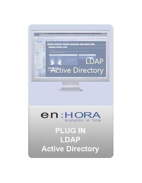 Conector LDAP-Active Directoy en:HORA