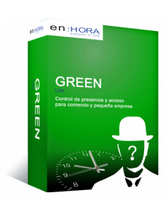 Software de Control de Presencia y Acceso en:HORA 2.3.0 LITE