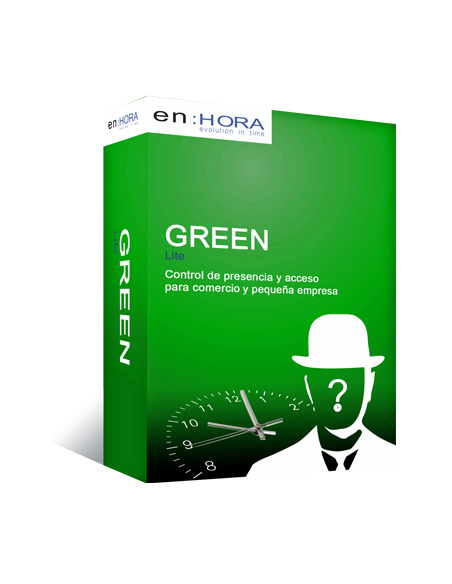 Software de Control de Presencia y Acceso en:HORA LITE