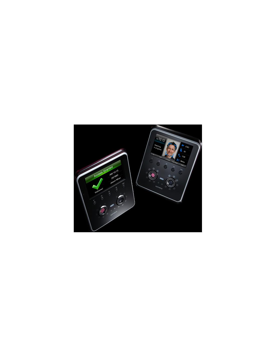 Control de acceso por Retina FaceStation - Tsimplifica