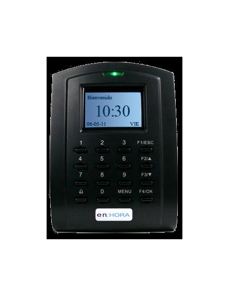 CPPA08MF - Terminal de Control de Acceso y Presencia por Proximidad Mifare 13.56MHz y PIN
