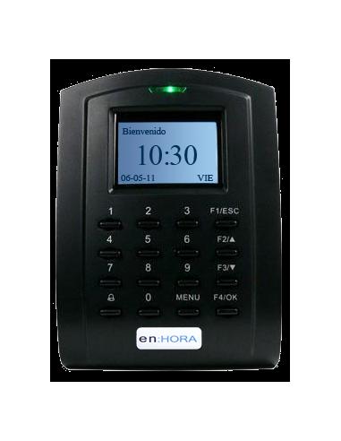 CPPA08EM - Terminal de Control de Acceso y Presencia