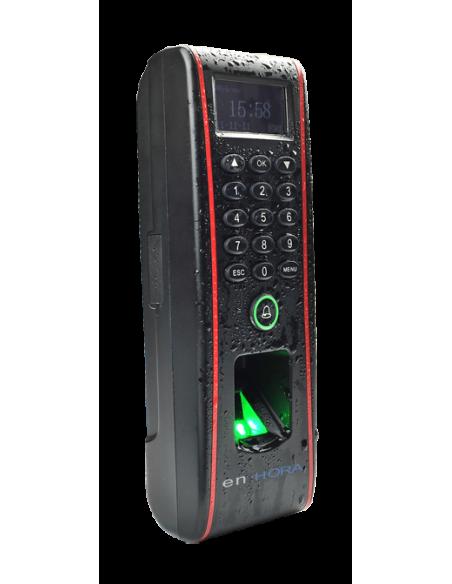 CPA65EM - Terminal de Control de Acceso y Presencia IP65 - Interior/Exterior