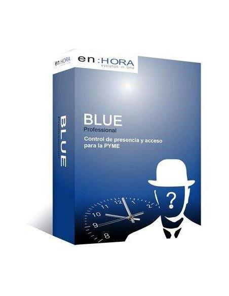 Software de Control de Presencia y Acceso en:HORA 2.3.0 PRO