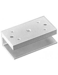 Adaptador U para cerradura electromagnética MINI de 60Kg.