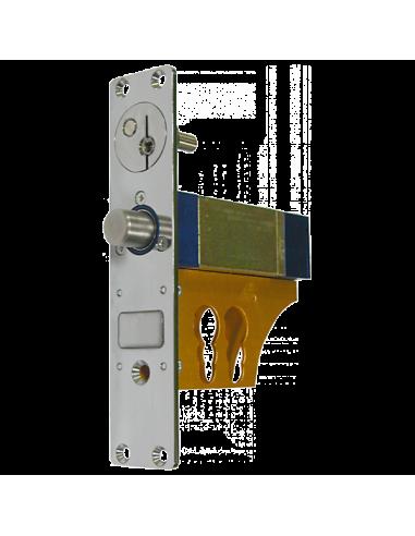 Electropistón con adaptador para cilindro y manilla