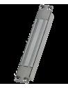 Cerradura electromagnética empotrable 180Kg Acero Inoxidable monitorizada