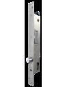 Electropistón de Alta Seguridad con cilindro y manilla