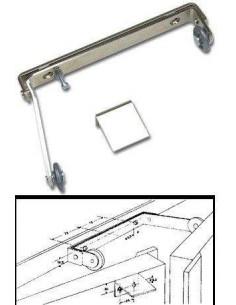 Selector de puertas batientes