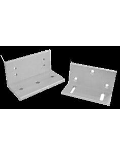 Adaptador Z para cerradura electromagnética MINI de 60Kg.