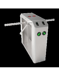 Torno Trípode semi-automático bidireccional de doble brazo