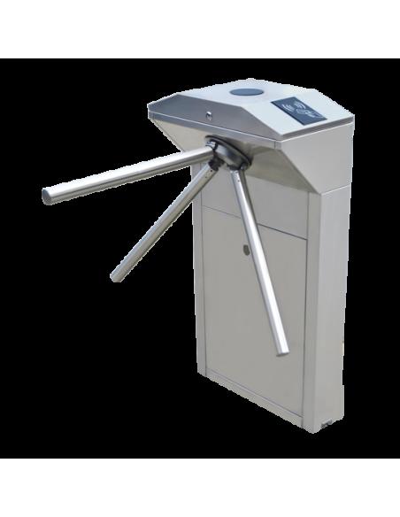 Torniquete Trípode semi-automático bidireccional con caída de brazo automático