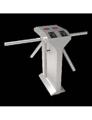 Torniquete Trípode semi-automático bidireccional de doble brazo