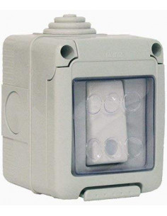 Transmisor de Pared para exteriores RF - 1 canal 433MHz Rolling Code®
