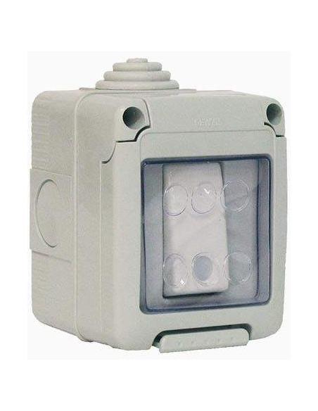 Transmisor de Pared para exteriores RF - 1 canal