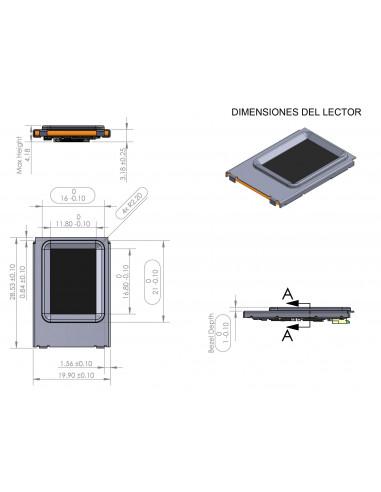 Kit biométrico de evaluación para integradores