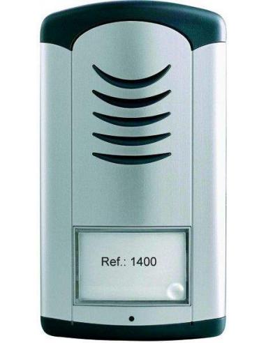 Intercomunicador portero automático IP-SIP 1400