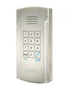 Pancode - Intercomunicador Analógico Anti-vandálico con teclado