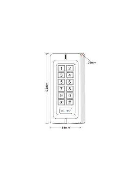 Terminal Autónomo de Proximidad/PIN