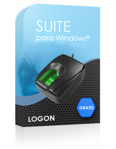 Suite para Logon Windows + Lector de Huella
