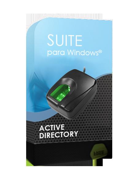 Suite biométrica para Directorio Activo de Microsoft®