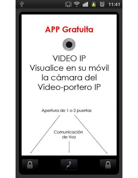 APP Gratuita Videoportero