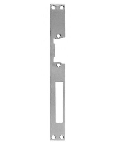 Armadura para abrepuertas de acero inoxidable