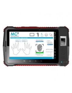 Terminal biométrico portátil - Multi-tecnología
