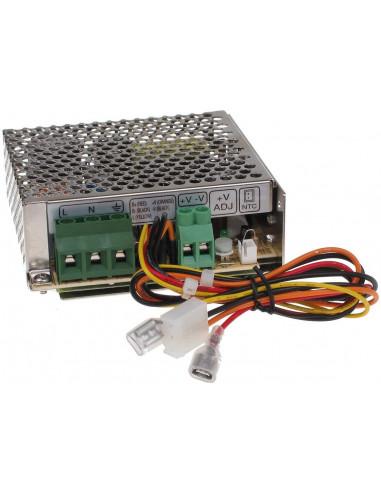 Fuente de alimentación Meanwell con cargador de batería 12V 2,6A