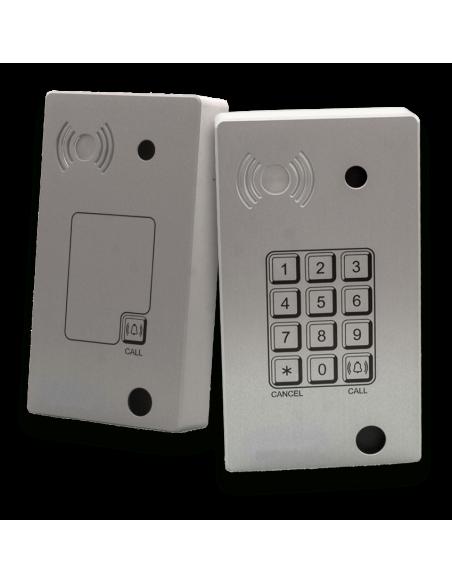 Intercomunicador portero automático GSM - Empotrable