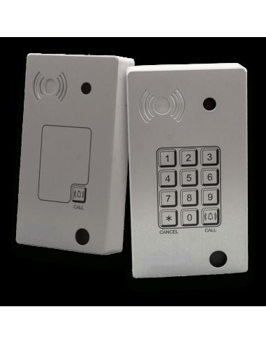 Intercomunicadores IP-SIP Anti-vandálico Pantel-Pancode