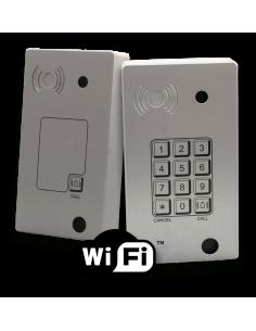 Intercomunicadores IP-WIFI Anti-vandálico (Panphone)  - Superficie