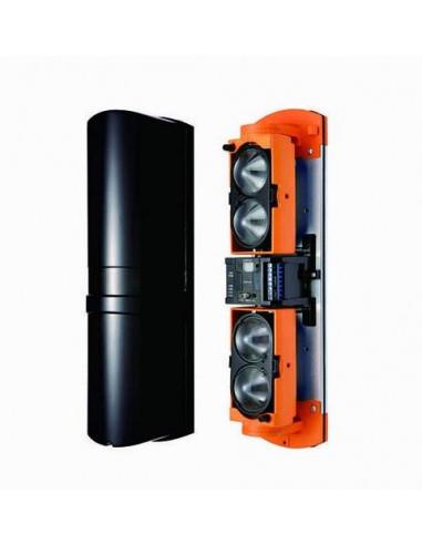 Barrera fotoeléctrica de seguridad de haz cuádruple