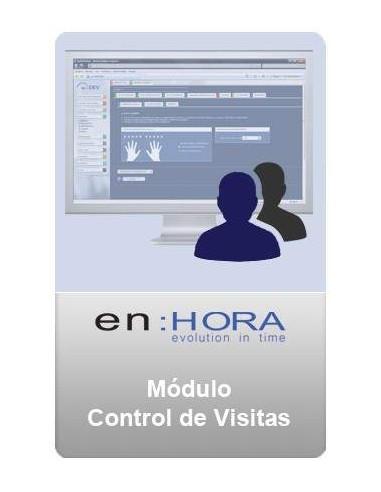 Control de Visitas para en:HORA