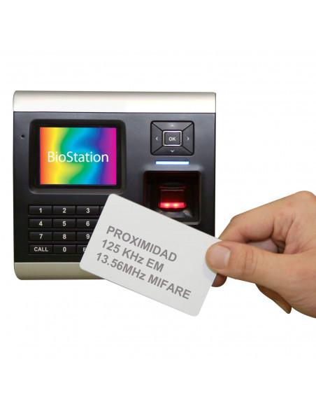 BioStation EM - Terminal biométrico de huella dactilar