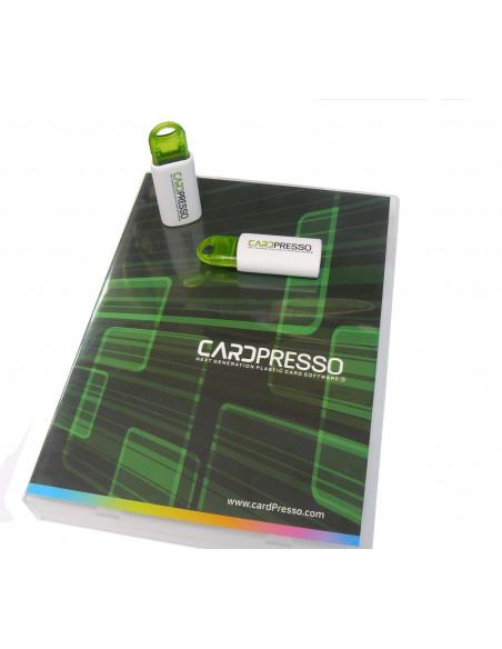 Software de edición de tarjetas cardPresso