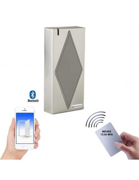 Control de acceso Bluetooth y Mifare